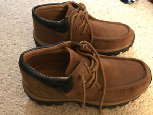 Size 10 Leather Workers