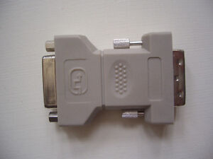 Startech DVI-I to DVI-D Dual Link Video Cable Adapter F/M Strathcona County Edmonton Area image 2