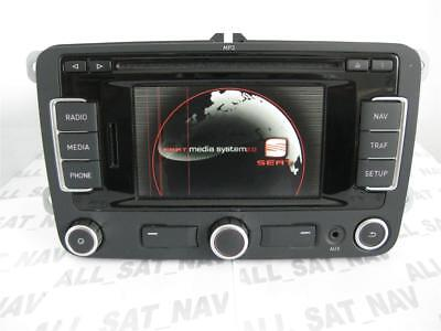 buy seat leon gps and sat nav for sale seat all parts. Black Bedroom Furniture Sets. Home Design Ideas