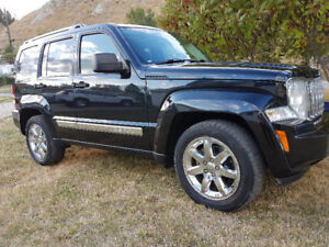 2010 Jeep Liberty Limited SUV, Awesome winter vehicle