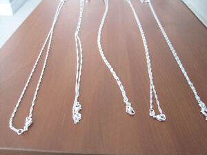 NEW Sterling silver necklaces with pendant Gatineau Ottawa / Gatineau Area image 5