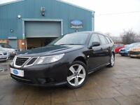 2009 (59) SAAB 9-3 1.9TiD SPORTWAGON TURBO EDITION,DOCTOR OWNED