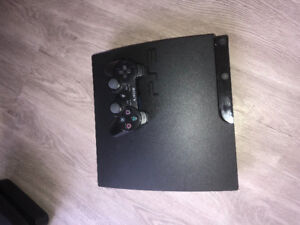 Hi I am selling my PS 3 with controller and a charger.