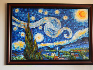 Hand Painted Oil Van Gogh Reproduction