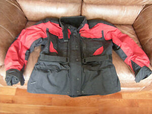 First Gear Kilimanjaro Womens 2XL riding jacket