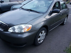 *Price Drop**2007 corolla**Please contact with best offer.