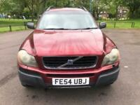 54 VOLVO XC90 2.5 D5 SE AUTO 7 LEATHER SEATS FULL HISTORY TOW BAR PX SWAPS