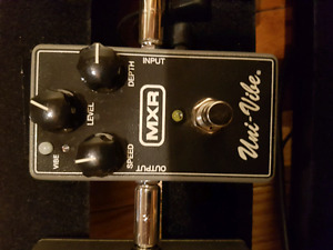 MXR Univibe Pedal- great condition!