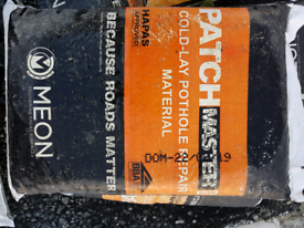 Tarmac Tar Cold for drives and paths 7 available