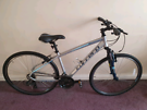 Carerra crossfire hybrid bike in excellent condition all fully working