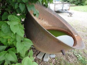 large potash kettle