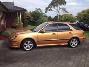 2006 Subaru Impreza Hatchback - Luxury Kariong Gosford Area Preview