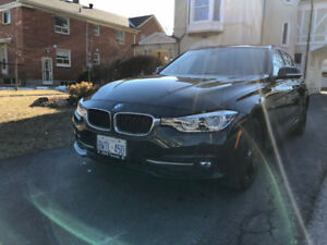 BMW 328d 2016 Lease Takeover - 25 Months + buyout option!