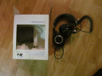 Audio technica ATH M50 studio monitor headphone. x2