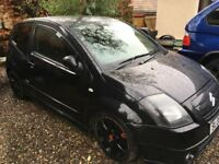 Citroen C2 VTS full years MOT Price lowered £1050 Ono