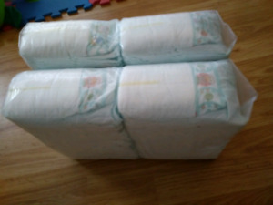 Pampers baby dry size 2 diapers