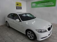 WHITE BMW 3 SERIES 2.0 320D EFFICIENTDYNAMICS ***FROM £191 PER MONTH***