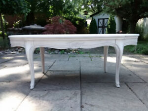 French Chic Coffee Table -- $150
