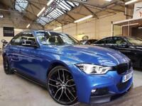 2016 BMW 3 Series 3.0 335d M Sport Saloon 4dr Diesel Auto xDrive