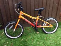 """Childs 16"""" bike (pinnacle)"""