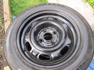 4 Kumho All Season Tires 185x60xR14
