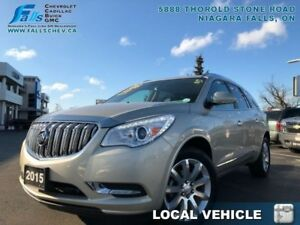 2015 Buick Enclave Premium  DVD,NAV,LEATHER,PANO ROOF,HEATED  CO