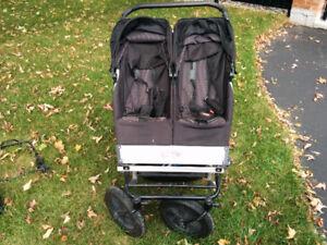 Mountain Buggy double stroller