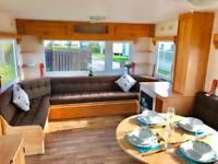 Cheap Starter Caravan with 2018 fees already paid at Creswell Towers Hol Park