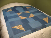 One-of-a-kind Cat Quilt