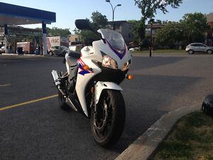 HONDA CBR500RA 2013 ABS