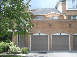 End Unit Condo Townhouse for Rent (2 +1 bed, 1 bath)