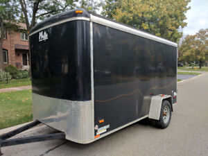 2014 Stealth 6 x 12 Enclosed Cargo Trailer with Barn Doors