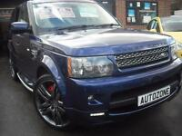 Land Rover Range Rover Sport V8 Hse PETROL AUTOMATIC 2010/10