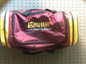 "Mutant "" Leave Humanity Behind! "" Gym Bag"