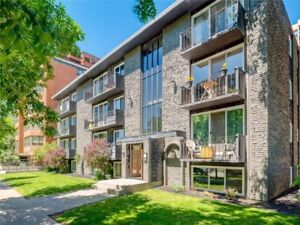 Superb Apartment for SALE in Beltline, SW Calgary, AB.