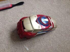 Iron man shooting glove