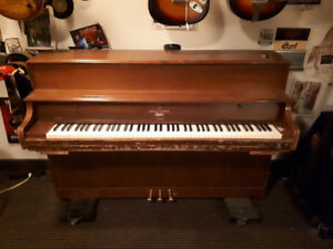 1973 Willis and Co. Piano