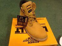 Dewalt safety boots size 12
