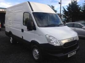 Iveco Daily S Class 2.3TD 35S11 SWB Hi top 3500kgs 2012 62 Reg 1 company owner