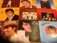Elvis Vinyl LPs