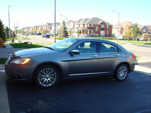 2012 Chrysler 200- WARRANTY Limited Sedan