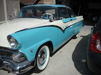 Amazing 1955 Ford Crown Victoria