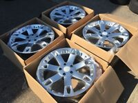 """22"""" alloy wheels alloys rims Porsche Cayenne Audi Q7 5x130 pcd bargain SALE SALE SALE SALE"""