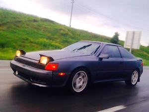 Celica gtfour st165 4x4  gt4 1988 3sgte 3rd gen swap turbo