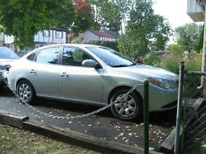 2007 Hyundai Elantra GL Berline