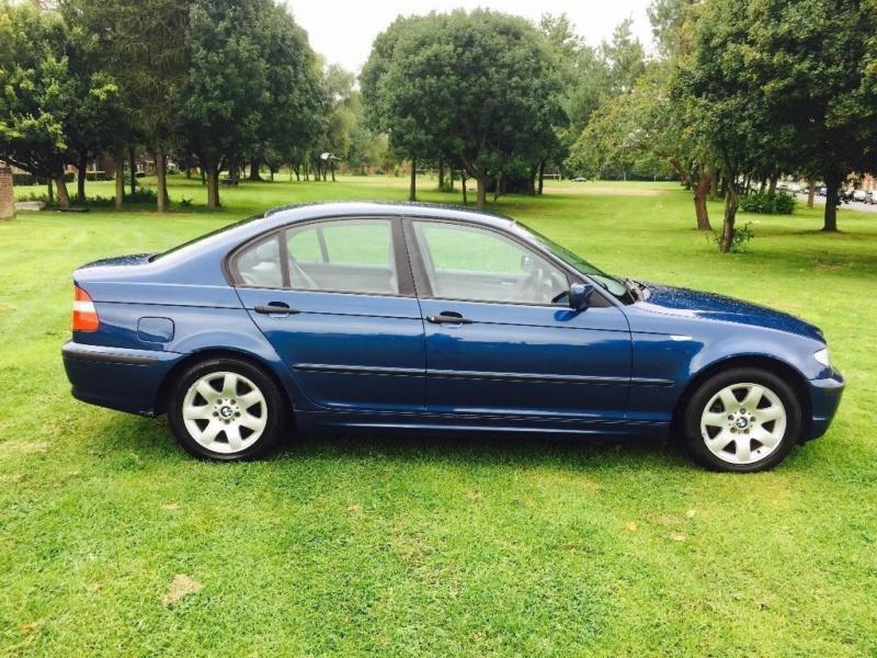 2004 BMW 3 SERIES 318I SE SALOON PETROL