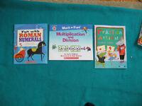 Primary/ Junior  Math Reading Books