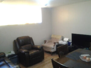 Spacious 2 Bedroom Basement Apartment for Rent in Scarborough