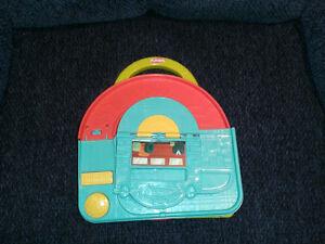 Playskool Carry & Go Garage