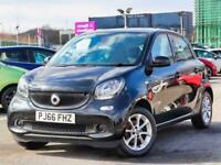 2016 smart forfour 1.0 Passion 5dr Hatchback Petrol Manual